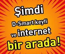 D-Smart  + Smile Adsl Kampanyası
