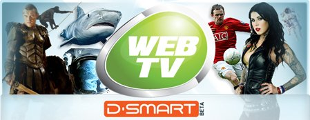 D-Smart Web Tv - D-Smart Go
