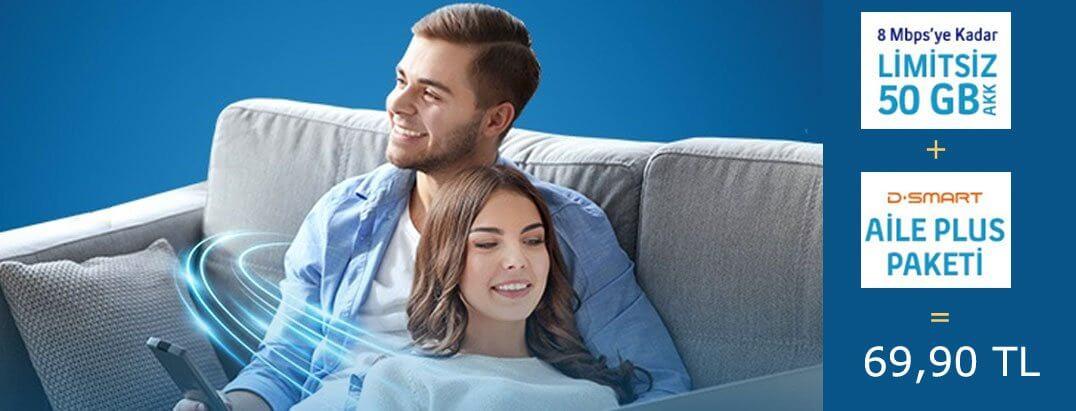 Turkcell Superonline D-Smart Kampanyası